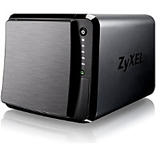 ZyXEL NAS540 4 Bay Personal Cloud