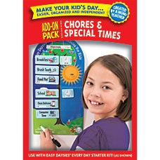 Creative Teaching Press Easy Daysies Magnet
