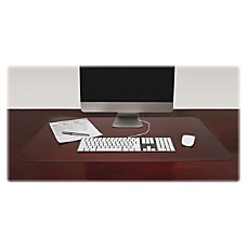 Lorell Desk Pad Rectangle 36 Width