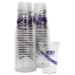 Eco Products BlueStripe Cold Cups 50