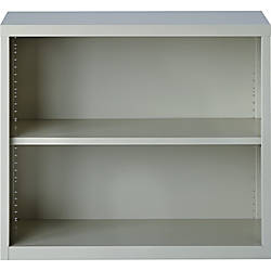 Lorell Fortress Series Bookcase 50percent Recycled