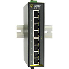 Perle IDS 108F DS1SC20U Industrial Ethernet