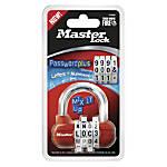 Master Lock Password Plus Combination Padlock