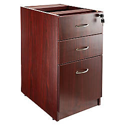 Lorell Essentials 69000 Series 3 Drawer