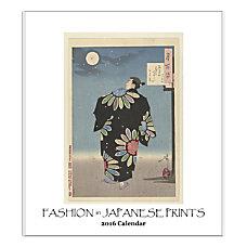 Retrospect Monthly Desk Calendar Fashion In