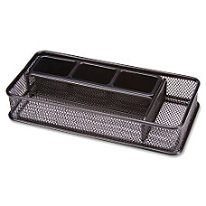 Lorell Mesh Desk Drawer Organizer 5