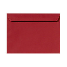 LUX Envelopes Booklet 9 x 12