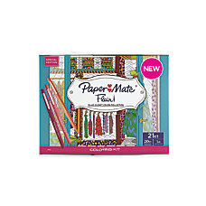 Paper Mate Flair Fabulous Closets Coloring