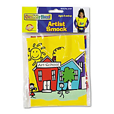 Chenille Kraft Artist Smock Assorted Colors