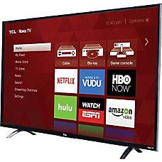 TCL 43 1080p Roku LED LCD