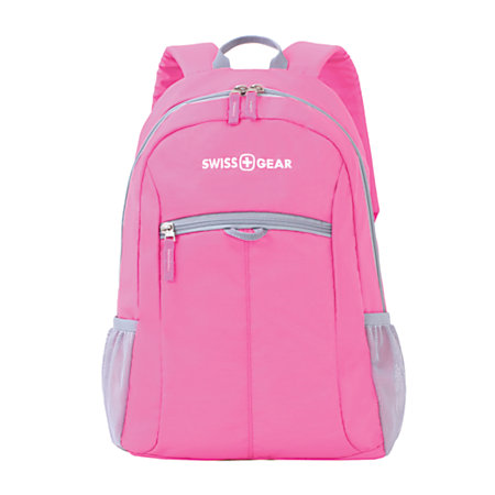 SWISSGEAR Student Backpack For 15 Laptops BlackPink by Office ...
