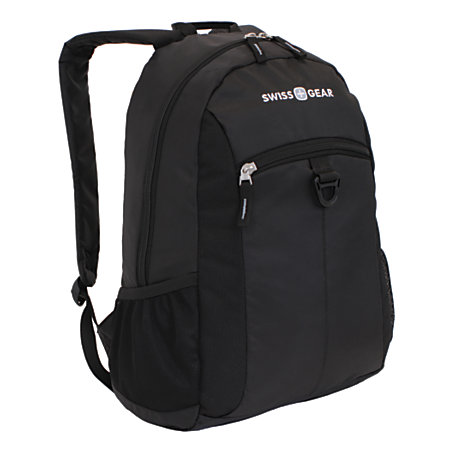 SWISSGEAR Student Backpack For 15 Laptops Black by Office Depot ...