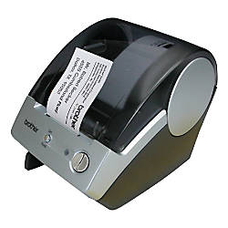 Brother® P-Touch® QL-500 PC Label Printer