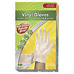 Medline Latex Free Multipurpose Vinyl Gloves