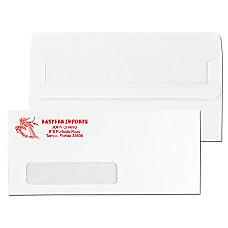 Standard Self Seal Window Envelopes 10