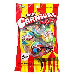 Carnival Pops Mini Lollipops 42 Oz