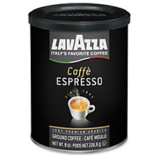 Lavazza Caffe Espresso Ground Coffee Ground