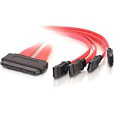 C2G 05m SAS 32 pin to