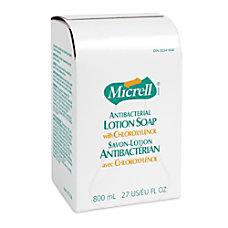 Micrell Antibacterial Lotion Dispenser Refill 27