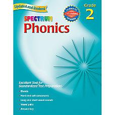 Carson Dellosa Spectrum Phonics Grade 2