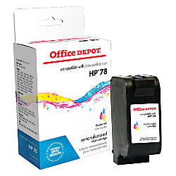 Office Depot Brand 78 HP 78