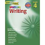 Carson Dellosa Spectrum Writing Grade 4