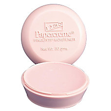 LEE Papercreme Fingertip Moistener Stainingless Fragranced