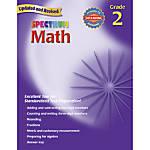 Carson Dellosa Spectrum Math Grade 2