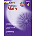 Carson Dellosa Spectrum Math Grade 3