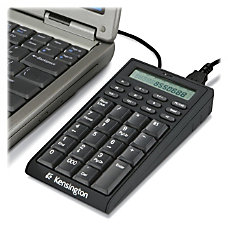 Kensington Notebook USB KeypadCalculator