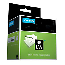 DYMO LabelWriter 30383 Internet Postage Label