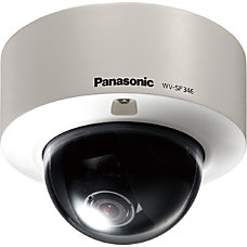 Panasonic WVSF346 Network Camera Color Monochrome