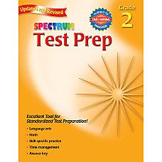 Carson Dellosa Spectrum Test Prep Grade