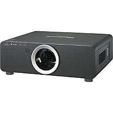 Panasonic PT DZ680ULK DLP Projector 1080p