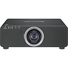 Panasonic PT DZ680UK DLP Projector 1080p