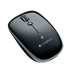 Logitech M557 Wireless Bluetooth Mouse Dark