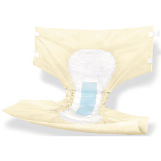 Protection Plus Contoured Disposable Briefs X