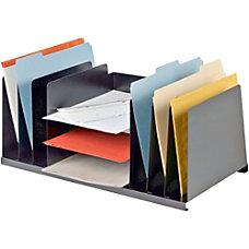 MMF Letter Size Desk Organizer 9