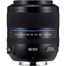 Samsung 60 mm f28 Macro Lens