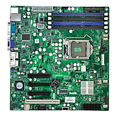 Supermicro X8SIL Server Motherboard Intel 3400