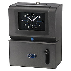 Lathem 2000 Series Manual Time Clock