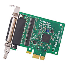 Brainboxes PX 260 4 port Multiport