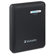 Verbatim Dual USB Power Pack Charger