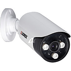 Lorex Wired IndoorOutdoor Security Camera