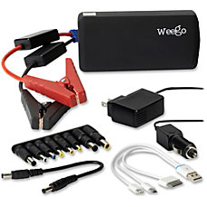 Weego Heavy Duty Jump Starter Battery