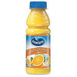 Ocean Spray Pepsico Bottled Orange Juice