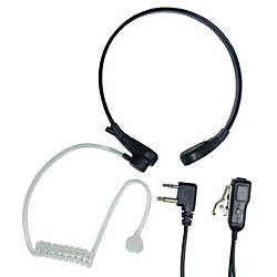 Midland AVP H8 Action Throat Earset