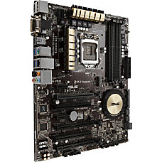 Asus Z97 A Desktop Motherboard Intel