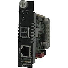 Perle C 100 S2LC20 Media Converter