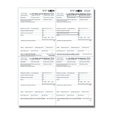 ComplyRight 1099 S InkjetLaser Tax Forms